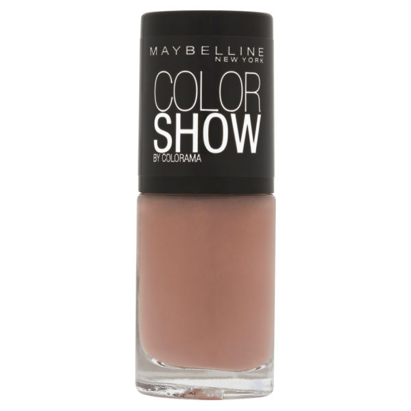 Maybelline New York Color Show Nail Lacquer - 150 Mauve Kiss 7ml