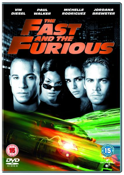 the fast and the furious dvd. Black Bedroom Furniture Sets. Home Design Ideas