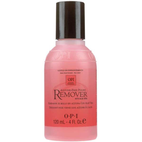 OPI Acetone-Free Nail Polish Remover (120ml)