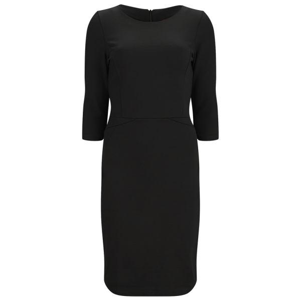 HUGO Women's Devini Jersey Dress - Black