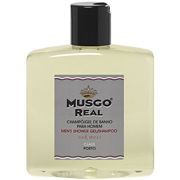 Musgo Real Shower Gel / Shampoo - Oak Moss