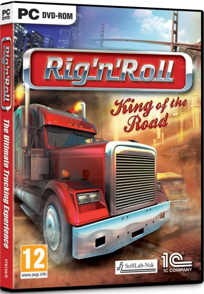 Rig N Roll King Of The Road Pc Zavvi