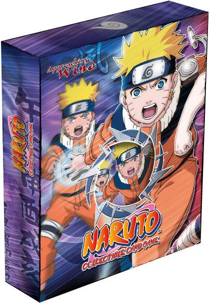 Naruto Trading Cards Starter Pack Games Zavvi