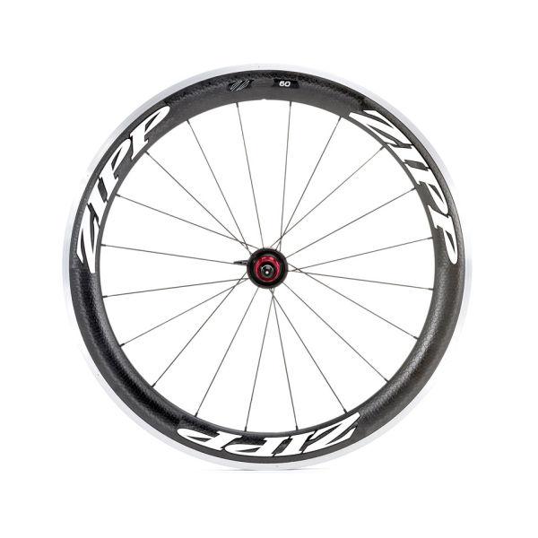 2013 Zipp 60 Clincher Rear Wheel - Classic White