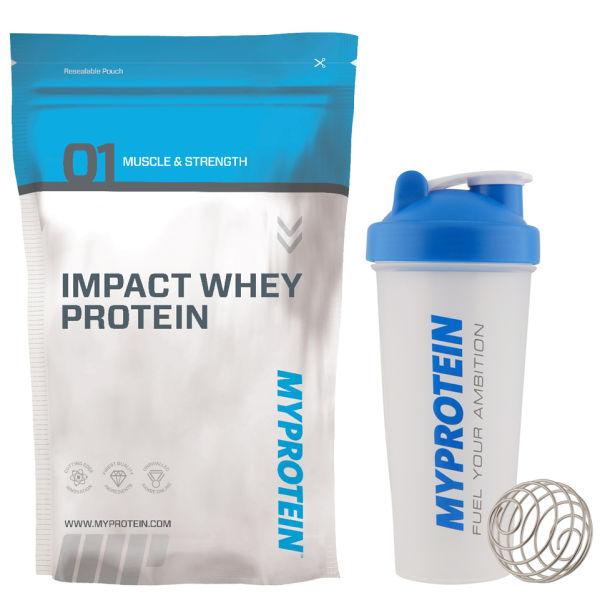 Impact Protein Impact Whey Protein Strawberry