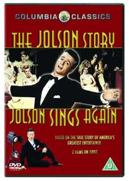 Back to previous page home 187 the jolson story amp jolson sings