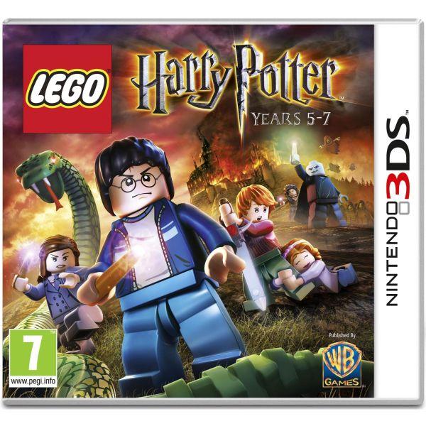 lego harry potter years 57 nintendo 3ds zavvi