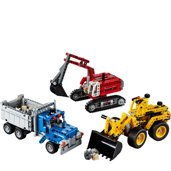 Lego technic construction crew 42023 toys - Jeux de construction lego technic ...