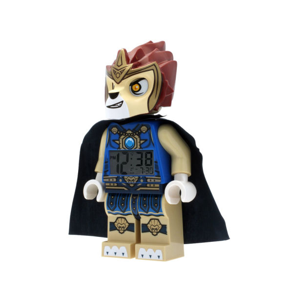 LEGO Legends of Chima: Laval Minifigure Alarm Clock | eBay