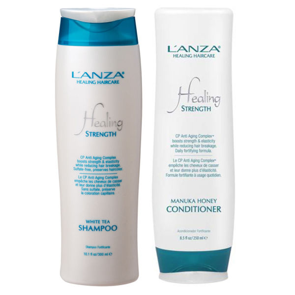 Healing Strength Anti Ageing Duo de L´Anza