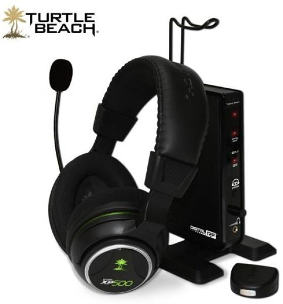 Turtle Beach XP500 Pro Gaming Headset