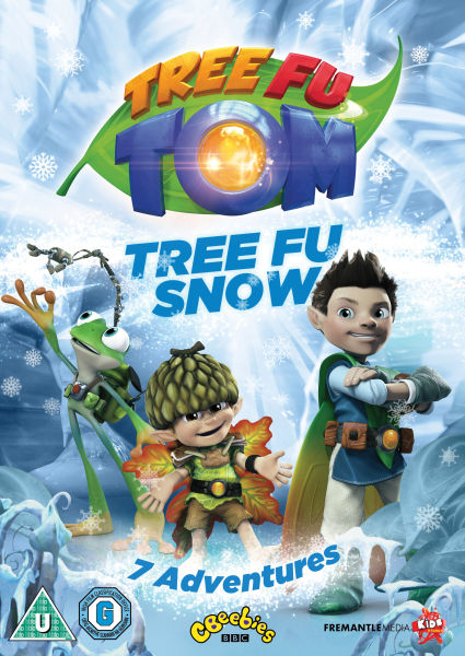 Tree Fu Tom Tree Fu Snow Dvd Zavvi