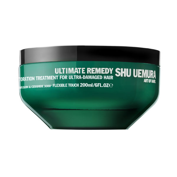 Shu Uemura Art of Hair Ultimate Remedy Masque (200ml)