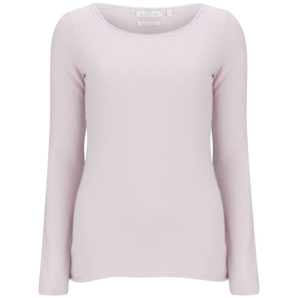 Delicate Love Women's Corinne Cashmere Jumper - Pink