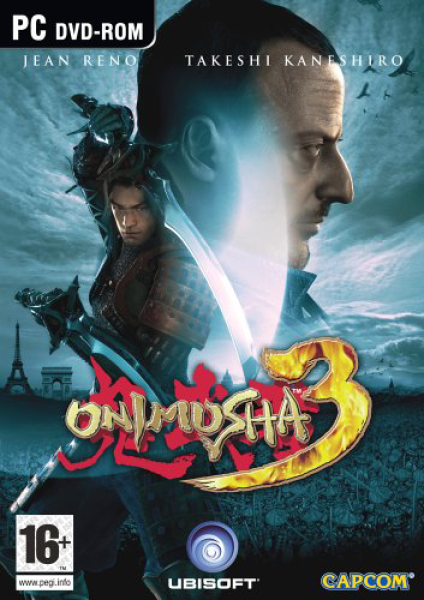 Onimusha 3 Dvd Rom Pc Zavvi