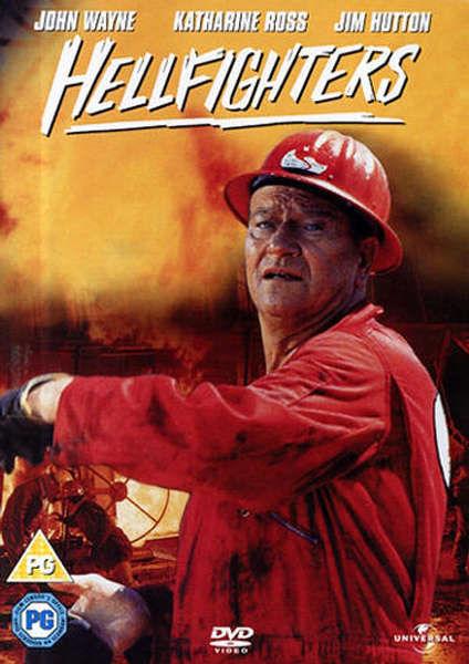 Joe For Oil >> Hellfighters DVD | Zavvi