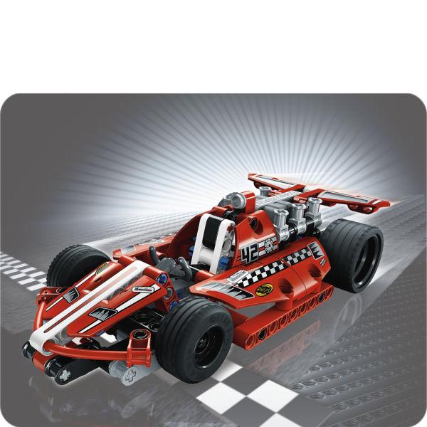 lego technic race car 42011 toys zavvi. Black Bedroom Furniture Sets. Home Design Ideas