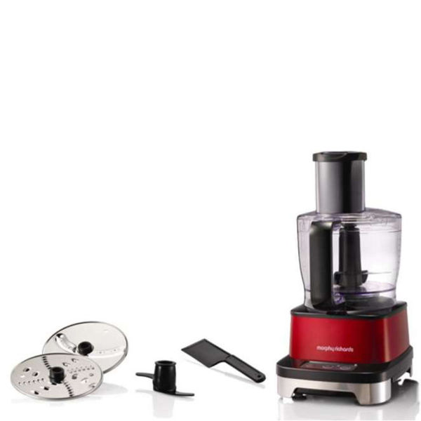 How To Use Morphy Richards Food Processor