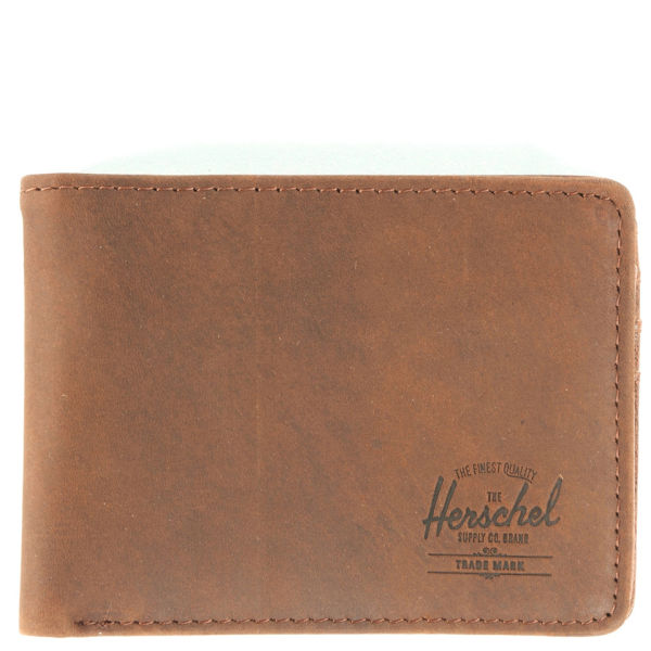 Herschel Supply Co. Hank Leather Wallet - Nubuck