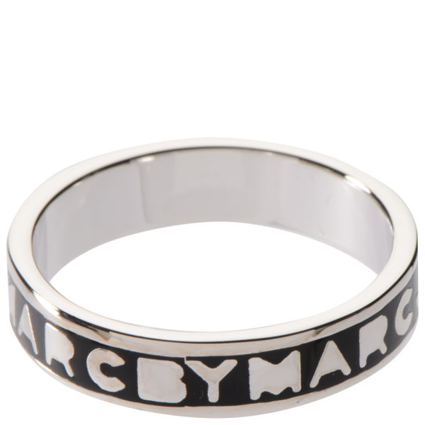 Marc by Marc Jacobs Tiny Ring - Black