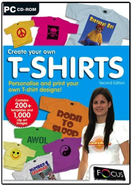Create Your Own T Shirts Second Edition Computing