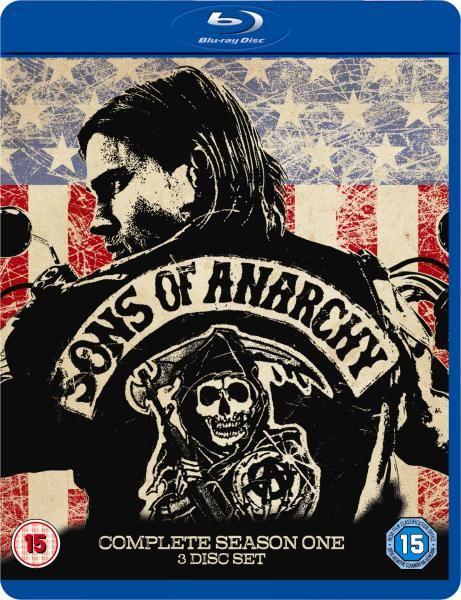 Sons Of Anarchy Season 1 Blu Ray Zavvi