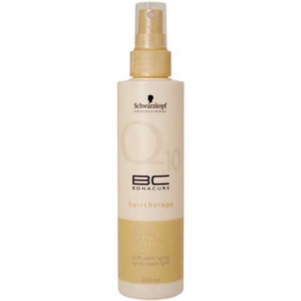 Schwarzkopf BC Bonacure Time Restore Q10 Satin Spray (200ml)