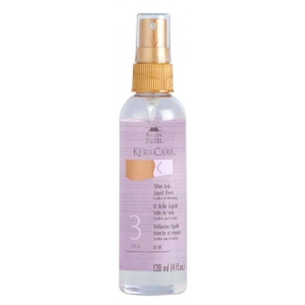 Keracare Silken Seal Liquid Sheen Spray (120ml)