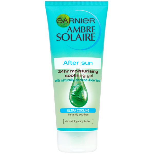 Ambre Solaire Calming After Sun Gel 200ml Free Shipping