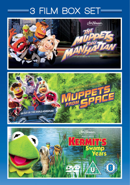 The Muppets Take Manhattan Muppets From Space Kermits