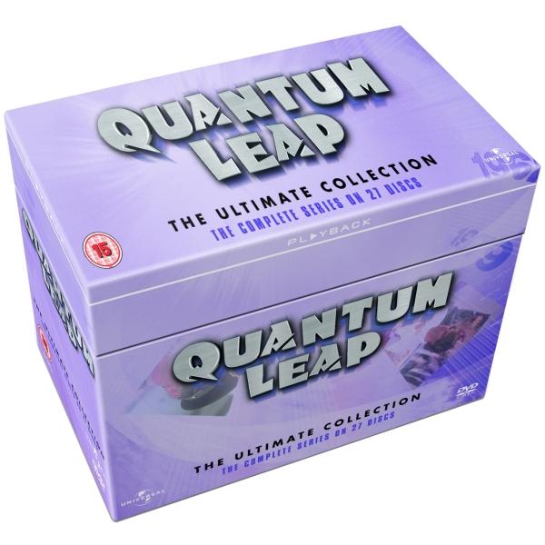 Quantum Leap - Series 1-5