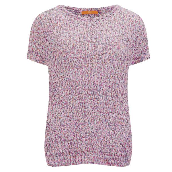 BOSS Orange Women's Immy Knitted Sweater - Light/Pastel Pink