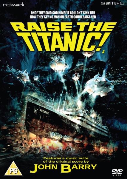 Raise The Titanic Dvd Zavvi