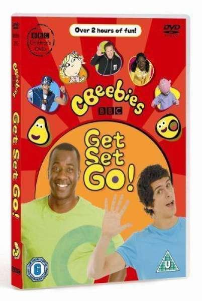 Cbeebies Get Set Go Dvd Zavvi