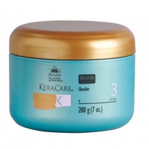 Keracare Dry & Itchy Scalp Glossifier (200 g)