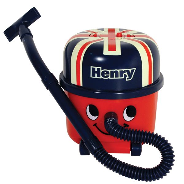 Limited Edition Henry Hoover Desk Vacuum Gifts Zavvi