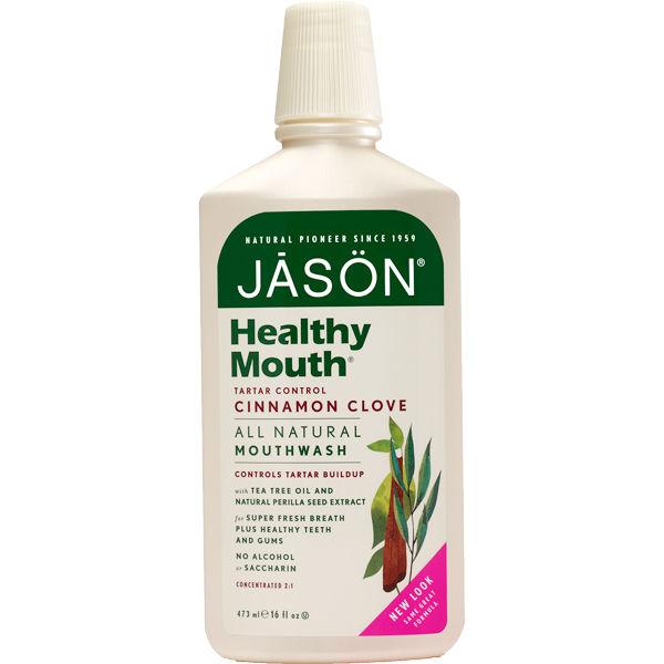 JASON Healthy Mouth Tartar Control Mouthwash (473ml)
