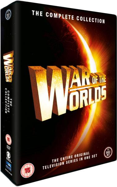 War of the Worlds DVD Box Set
