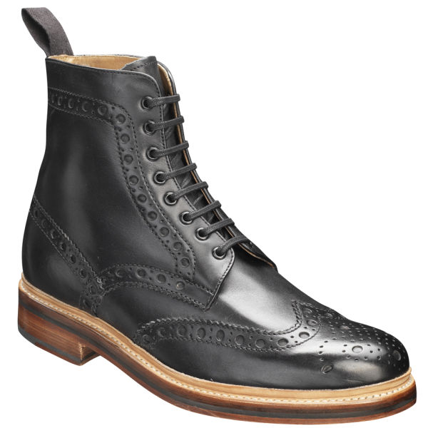 Grenson Brogues Boots Grenson Men's Fred Brogue