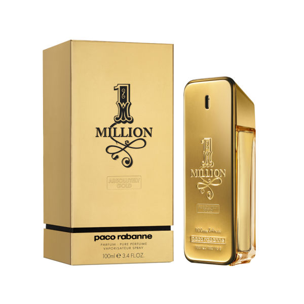 Paco Rabanne 1Million for Him Absolutely Gold parfum (100ml)