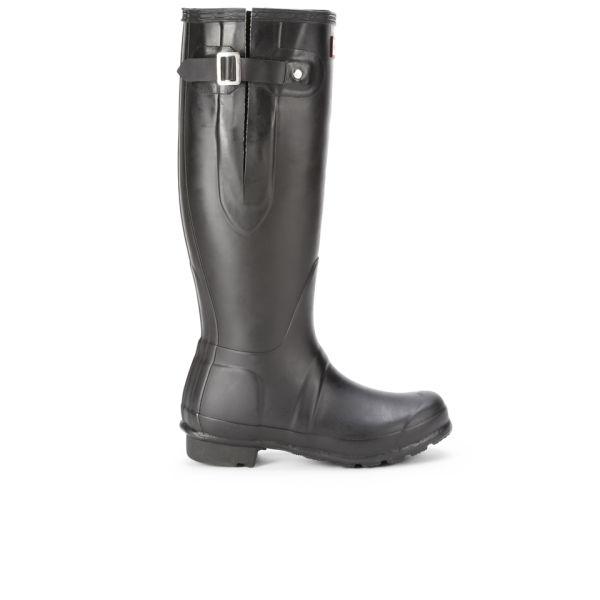 Hunter Unisex Original Adjustable Wellington Boots - Black