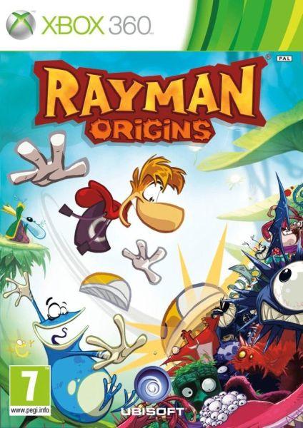 Rayman Origins Xbox 360 Zavvi