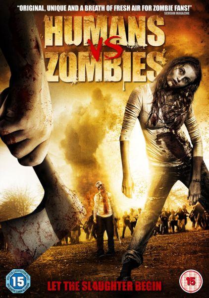 Humans Vs Zombies Dvd Zavvi