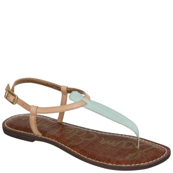Sam Edelman Women's Gigi Sandals - Mint Green