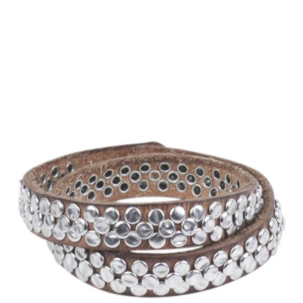 Markberg Lulu Leather Bracelet - Dijon