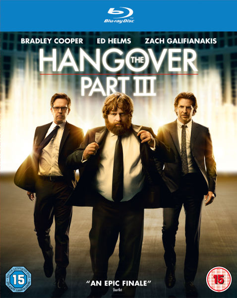 The Hangover Part Iii Includes Ultraviolet Copy Blu Ray