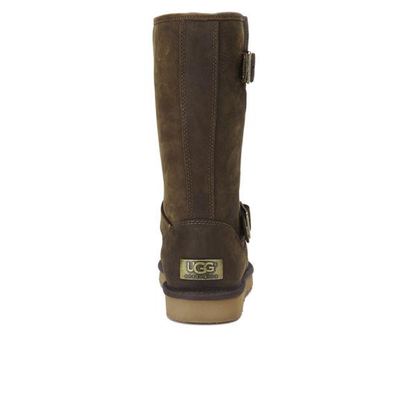 leather uggs waterproof