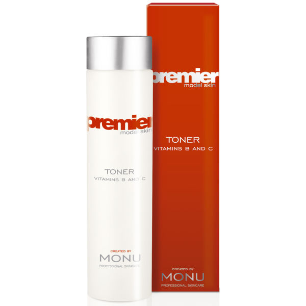 MONU Premier Model Skin Toner (200ml)