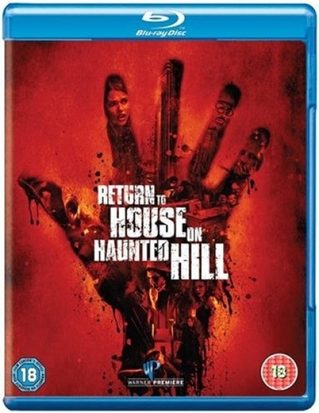 Return To House On Haunted Hill Blu Ray Zavvi