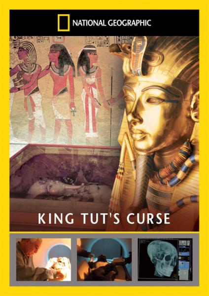 King Tut's Curse DVD